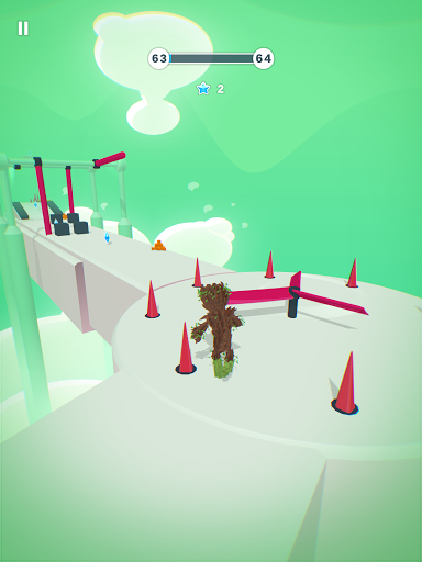Pixel Rush - Epic Obstacle Course Game 1.0.9 screenshots 14