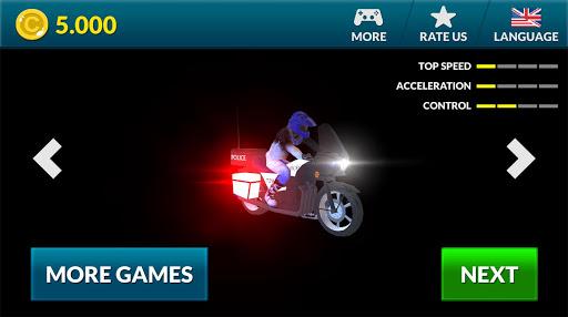 Real Police Motorbike Simulator 2020 1.7 screenshots 9
