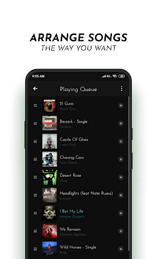 PowerAudio Plus Music Playerのおすすめ画像4