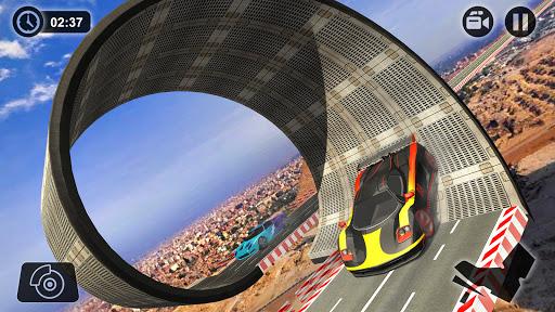 Impossible GT Car Racing Stunts 2021 Apkfinish screenshots 23