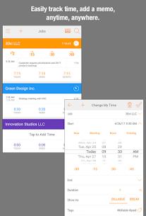 Easy Hours Timesheet Timecard v9.4.2 [Paid] 2