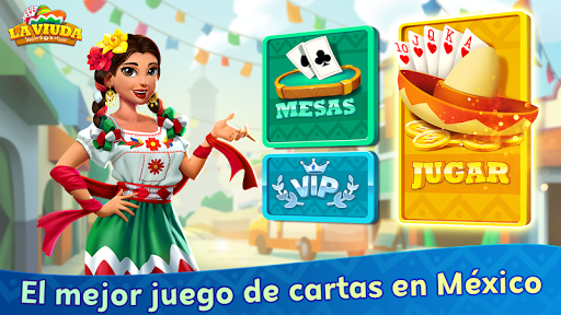La Viuda ZingPlay: El mejor Juego de cartas Online apk 1.1.29 screenshots 1