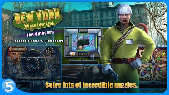 New York Mysteries 4 (Full) 1.0.1 Android Mod APK 2