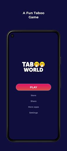 Taboo World - English  Screenshots 1