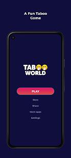 Taboo World - English 1.6.0 Screenshots 1