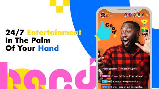 Pococha Live - Live Stream & Build Your Community apktram screenshots 2