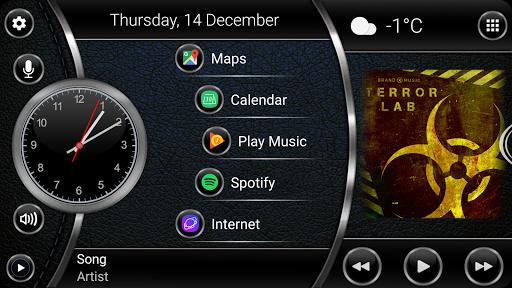 Theme Leather 3.3 Screenshots 2