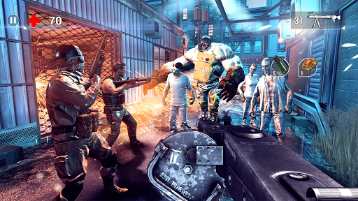 UNKILLED - Zombie Games FPS 2.1.0 screenshots 5