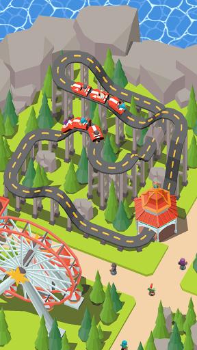 Coaster Builder: Roller Coaster 3D Puzzle Game 1.3.5 screenshots 4