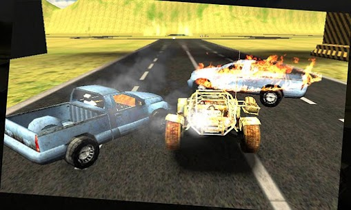 Fury Desert Death Race 3d Game Hack Android and iOS 3