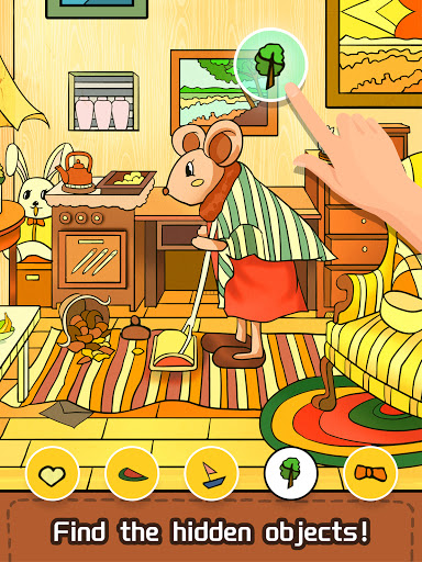 Find It - Find Out Hidden Object Games android2mod screenshots 17