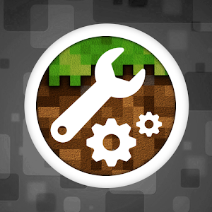 Mod Maker for Minecraft PE 1.7 by Ultimate Mobile logo