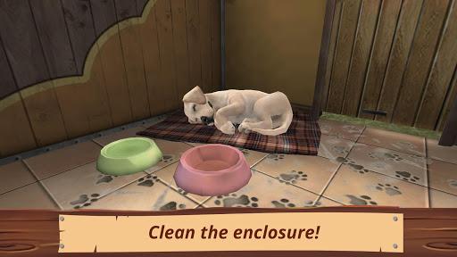 Pet World Premium - animal shelter u2013 care of them  screenshots 11