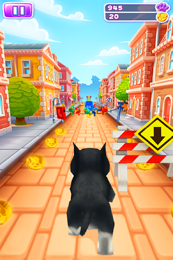 Pet Run - Puppy Dog Game 1.4.17 screenshots 5