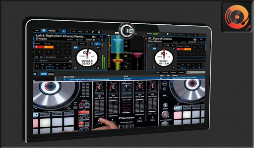 iDjing Mix 🎚🎛🎚 DJ music mixer  screenshots 3