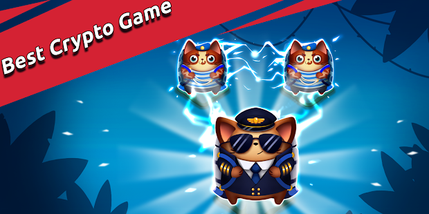 Merge Cats - Earn Crypto Reward Screenshot