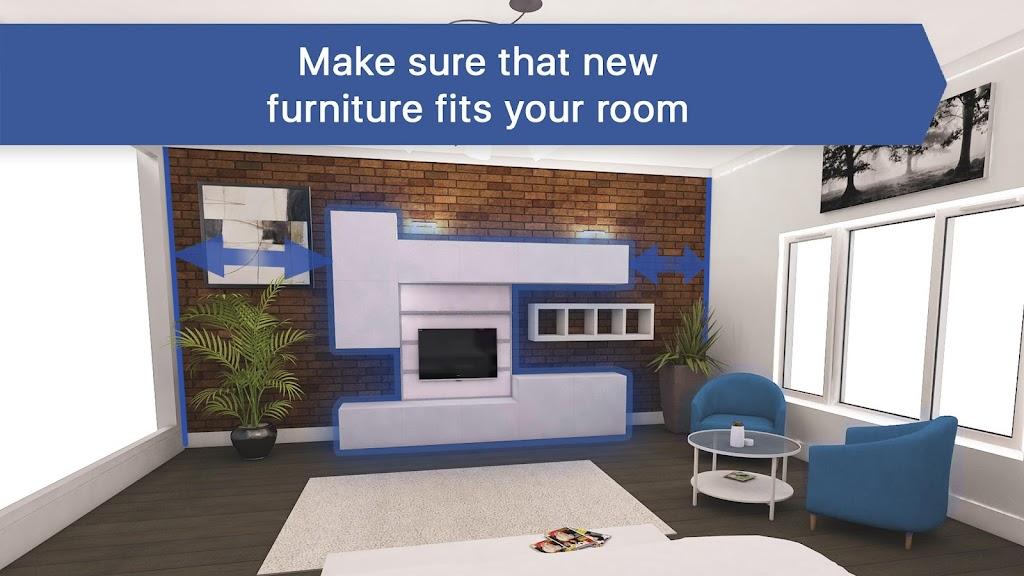 Room Planner: Home Interior & Floorplan Design 3D poster 1