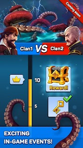 Pirates & Puzzles – PVP Pirate Battles & Match 3 4