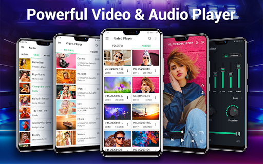 Video Player & Media Player All Format 1.9.2 Screenshots 19