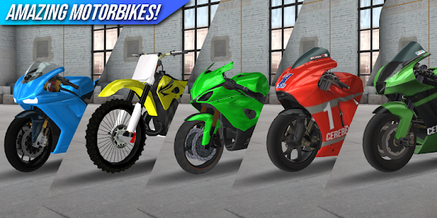 Motorcycle Real Race 2.8.2 screenshots 2