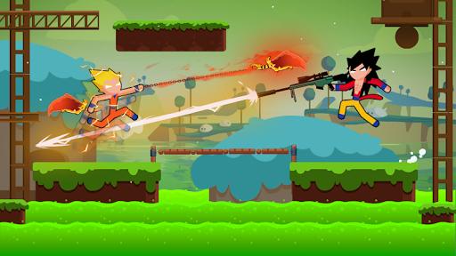 Stickman Dragon Fight - Supreme Stickman Warriors screenshots 5