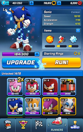 Sonic Forces u2013 Multiplayer Racing & Battle Game 3.8.2 screenshots 19