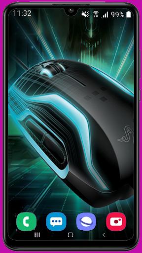 Foto do PC Mouse Wallpaper Best HD