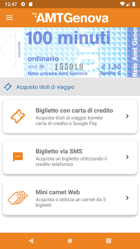 AMT Genova  Screenshots 8