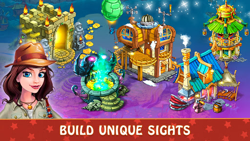 Magica Travel Agency - Match 3 Puzzle Game 1.3.0 screenshots 21