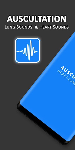 Auscultation screenshot for Android