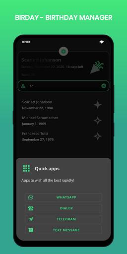 Birday - Birthday Manager ud83cudf82  Screenshots 3