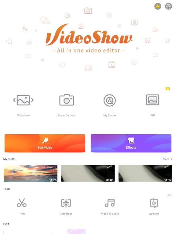 VideoShow Video Editor, Video Maker, Photo Editor  poster 10
