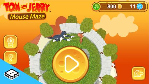 Tom & Jerry: Mouse Maze FREE  Screenshots 1