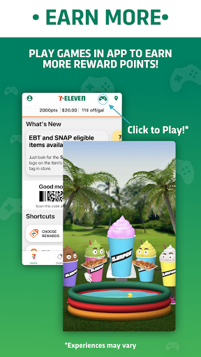 7-Eleven: Rewards & Shopping screenshots 8