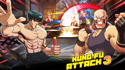 Karate King vs Kung Fu Master - Kung Fu Attack 3 1.4.2.1 screenshots 4