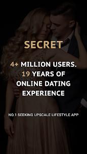 Free Secret  Dating App For Seeking Upscale Lifestyle 1