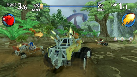 Beach Buggy Racing Capture d'écran