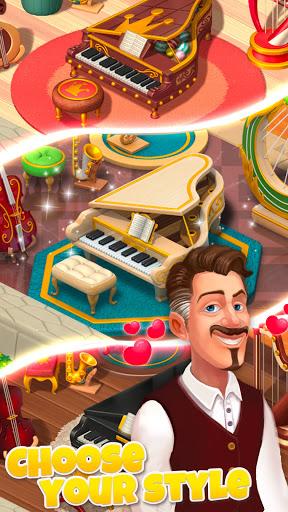 Candy Legend: Manor Design 123 screenshots 4