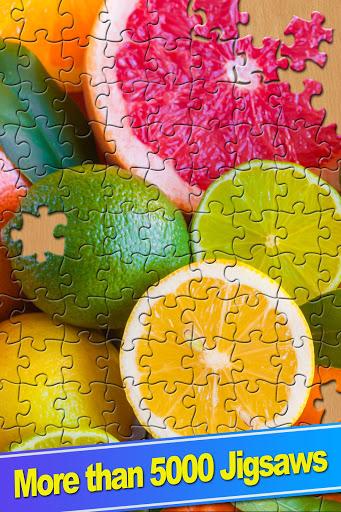 ColorPlanetu00ae Jigsaw Puzzle HD Classic Games Free  screenshots 15