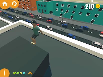 Flip Trickster - Parkour Simulator screenshots 13