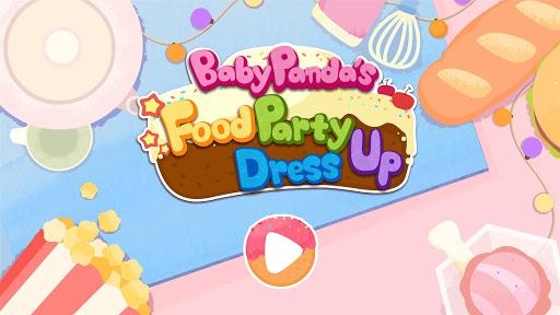 Baby Panda's Food Party Dress Up 8.53.00.00 screenshots 6