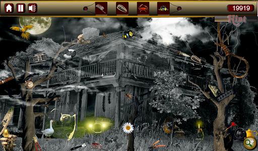 hidden object - the mansion screenshot 2