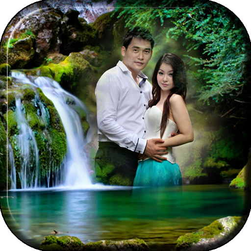 Waterfall Collage Photo Editor Apps On Google Play