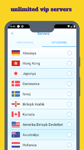 VPN For PUBG Mobile Lite - Unlimited Fast Free VPN Screenshots 5