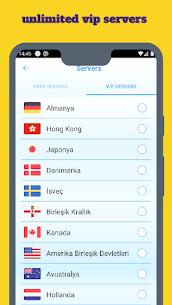 VPN For PUBG Mobile Lite – Unlimited Fast Free VPN 5
