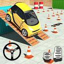 Car Parking Simulator 2021 New Prado Car Games