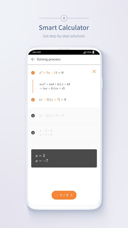 QANDA: Free Math Solutions poster 5