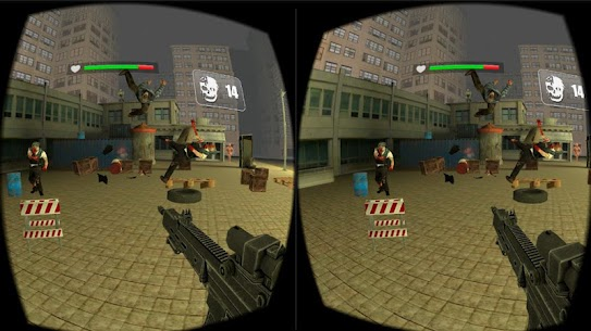 VR Ragdoll Shooter Hack for Android and iOS 3