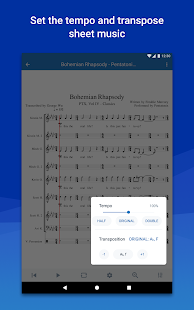 MuseScore: view and play sheet music 2.9.02 Screenshots 11