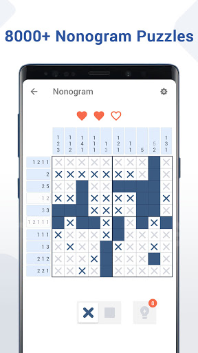Nonogram - Free Logic Puzzle 1.3.4 screenshots 2